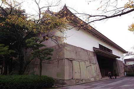 s大阪城多聞櫓