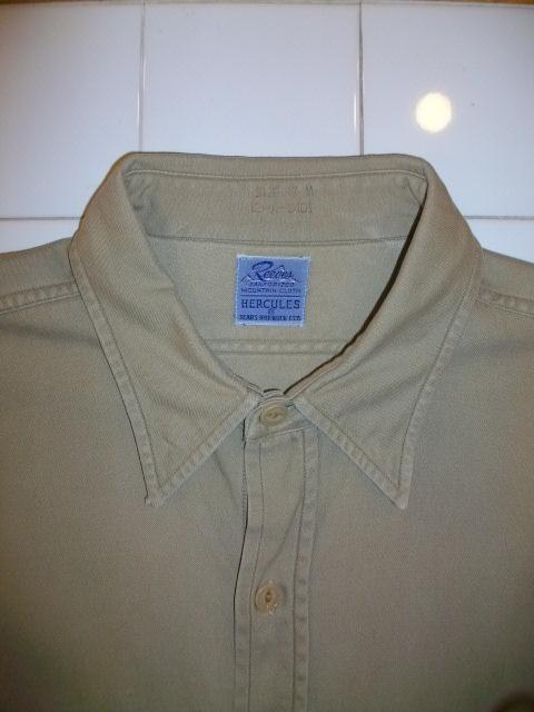 シャンブレーシャツ 012