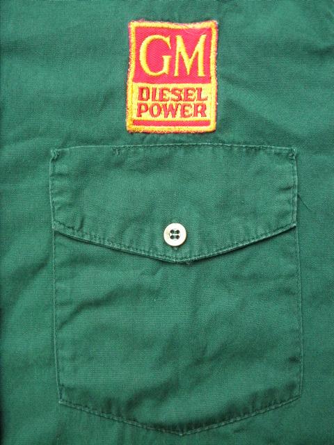 106M-43とチェーン刺繍シャツ 012