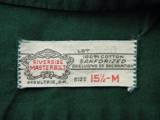 106M-43とチェーン刺繍シャツ 007