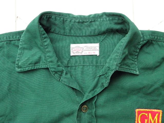 106M-43とチェーン刺繍シャツ 006