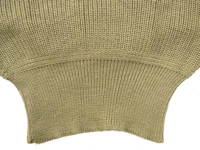 130NAVYセーター 007