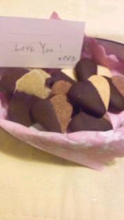 2011年バレンタイン ハートクッキー、ジンジャーチョコ