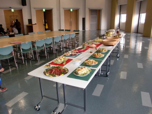 広島留学生会館講堂