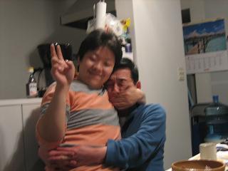 パパとジィジ