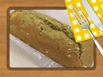 うす茶糖と栗のパウンドケーキ