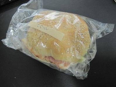 パン屋さんのパン