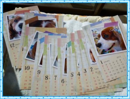 2012クッキー☆カレンダー