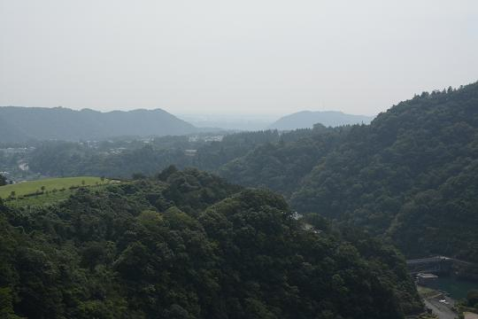 130817-12view from miyagase dam01