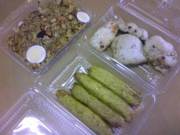 インド料理マター 4