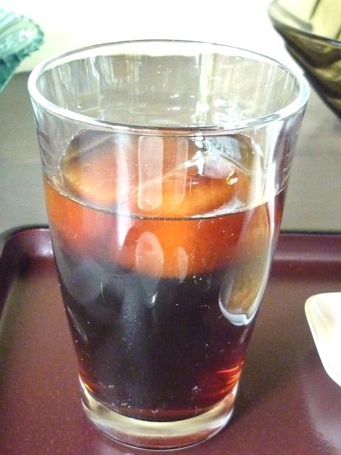 水出しアマレロ・ハニーコーヒー
