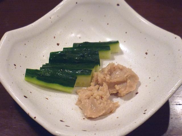 豆腐のもろみ漬け