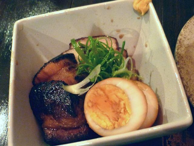 豚角煮(煮玉子付)