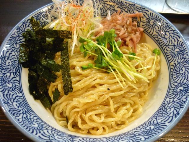 魚介和え麺