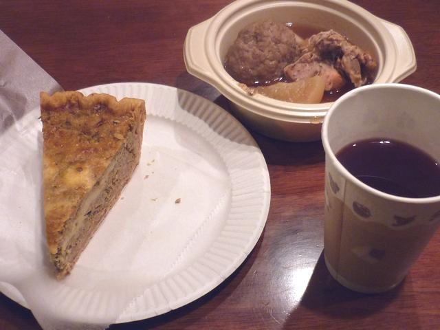 ボヤキnight4 フレンチ惣菜とホットワイン