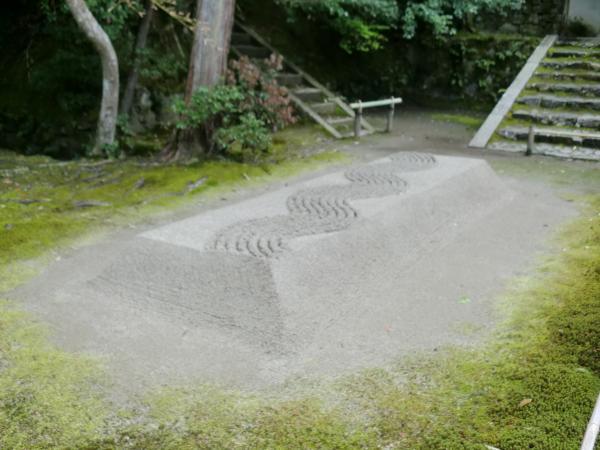 カウチサーフィン(法然院)ナスカの地上絵