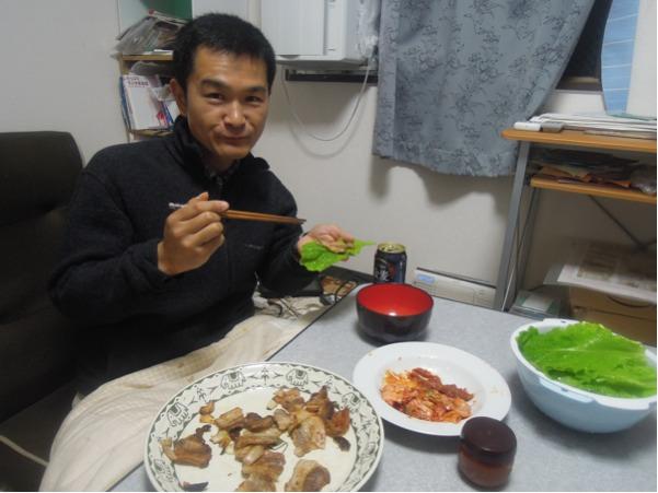 韓国風BBQ