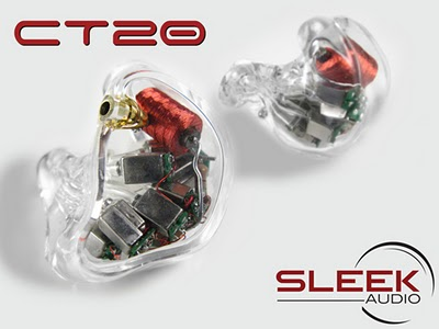 Sleek Audio CT20