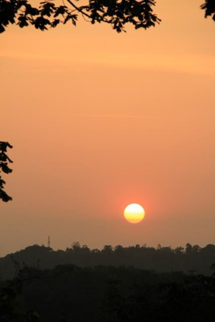 126夕陽