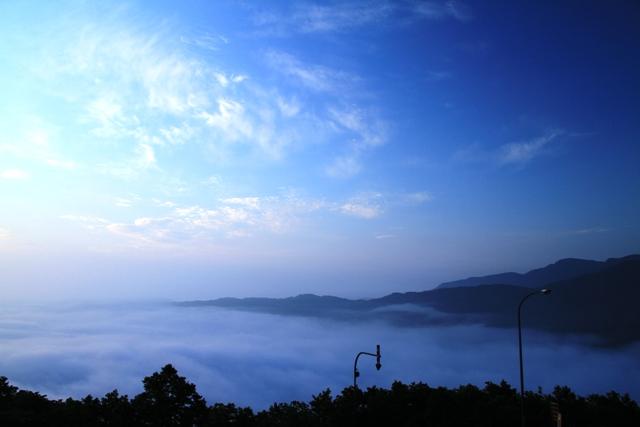 013日勝峠の雲海