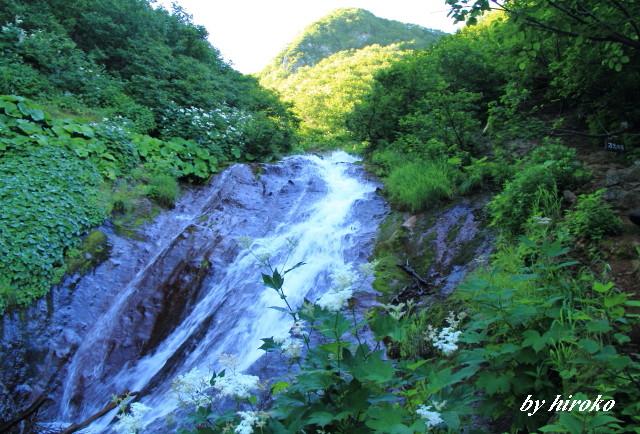 036万丈の滝