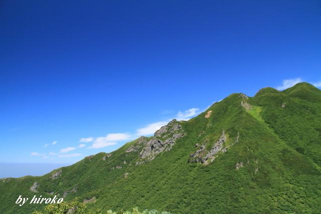 121熊見峠からの展望
