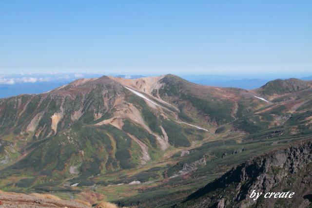 094頂上から北の眺め