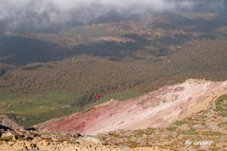 340溶岩の後