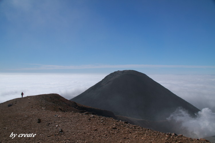 408阿寒富士とオンネトールート