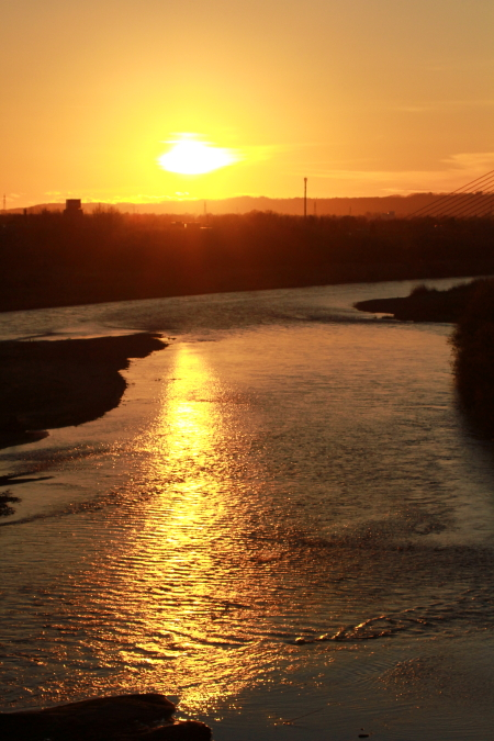 DPP 074川面を照らす朝の光0001