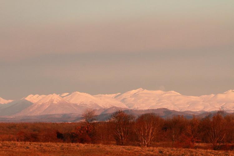 DPP 155雪に覆われた 日高山脈0001