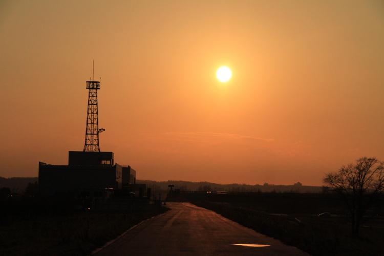 DPP 194タワーのシルエット0001