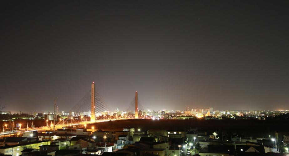 DPP 064十勝大橋と夜景0001