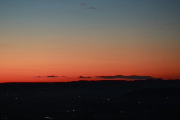 DPP 033 赤く焼ける雲海0001
