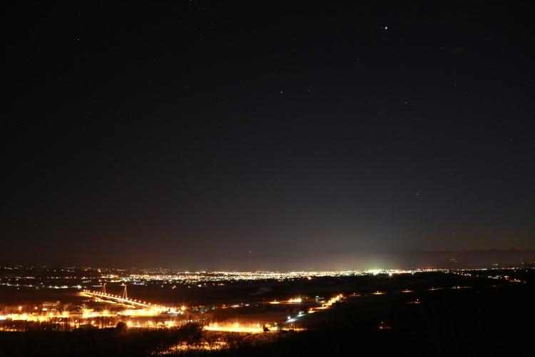 DPP 029 十勝が丘展望台からの夜0001