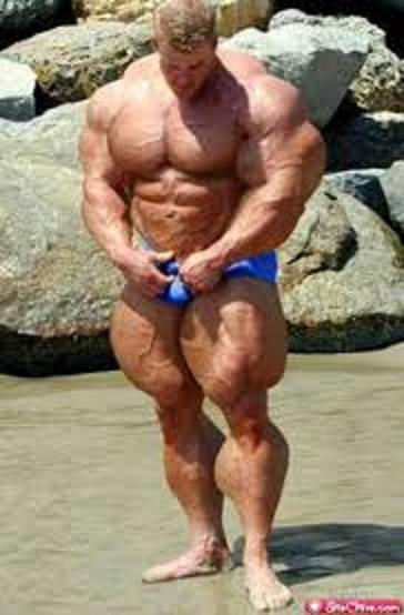 筋肉おばけM