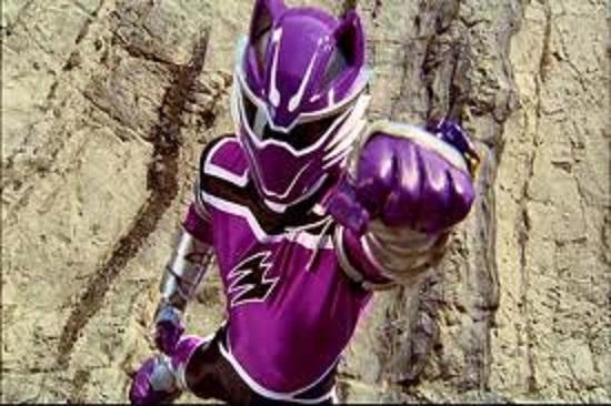 紫ゲキレンジャー