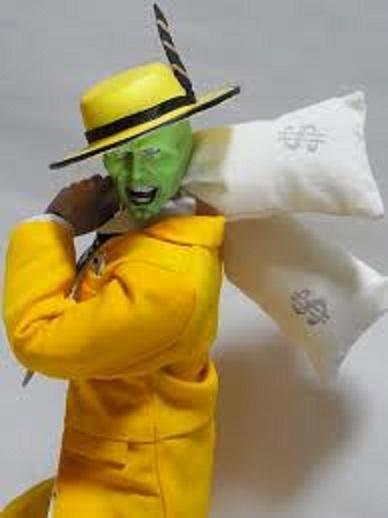 マスクドル袋