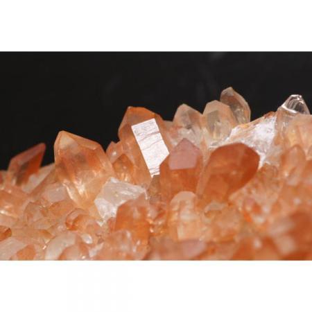 オレンジ水晶(タンジェリン水晶)