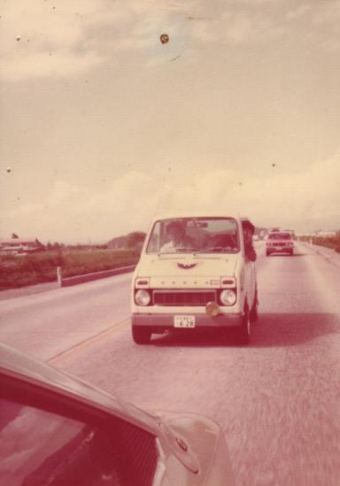 '76年ステップバン(360cc)