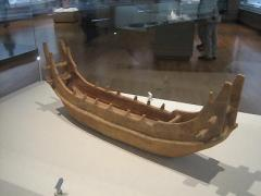 西都原古墳群出土・船形埴輪