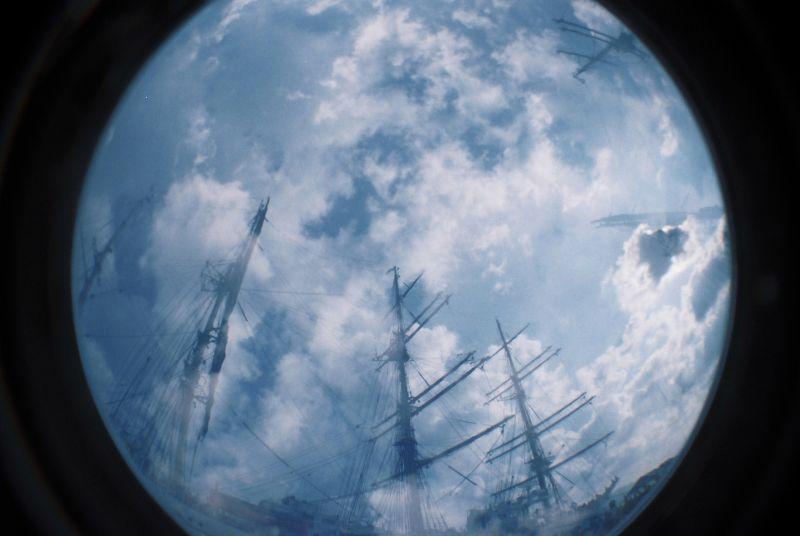 magori2空中船ロモフィッシュアイ