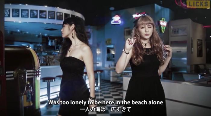 レディーマーメイド MUSIC VIDEO