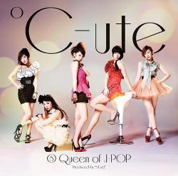 「⑧ Queen of J-POP」DVD付き初回限定盤B