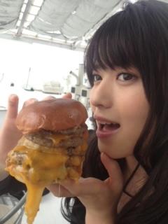 3段バーガーを食す!
