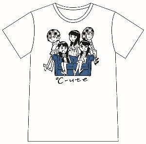 ナカG×℃-uteTシャツ