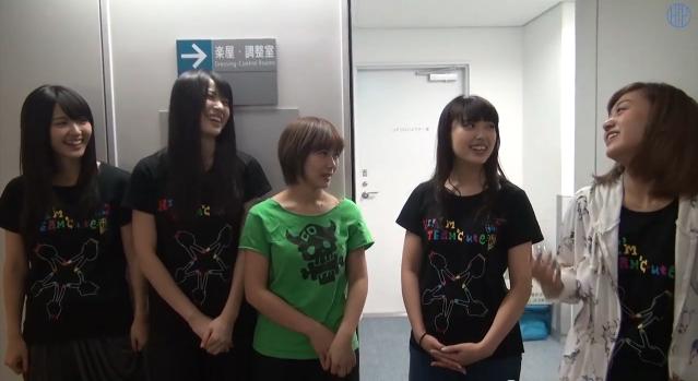 team℃-uteTシャツ スタッフVer.