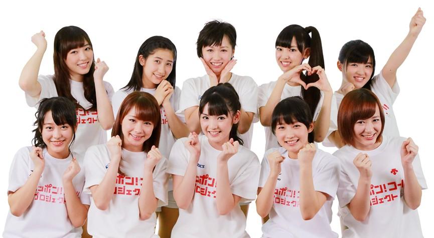 JOC ニッポン!コールアンバサダーにモーニング娘。