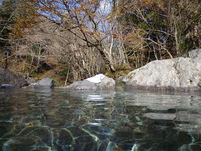 P1010529渓流風呂