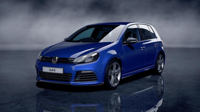 GT5 Car Pack 2 DLC - Volkswagen Golf VI R